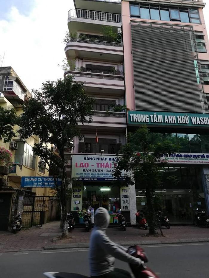 Mặt phố Quan Nhân Rẻ - Đẹp – Kinh doanh khủng 80m x3 tầng, MT 4,5m