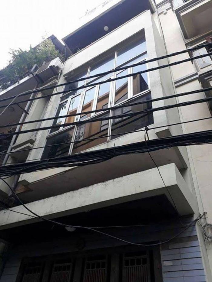 Cần Bán Nhà Đường Lạc Long Quân 30m2, 5 tầng, Quận Tây Hồ, Hà Nội