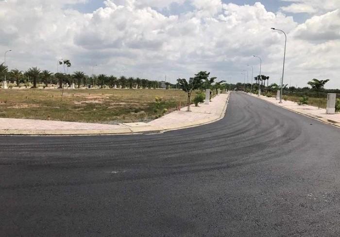 HOT! Bán gấp đất MT QL50 liền kề KDC Việt Phú Garden, 120 m2