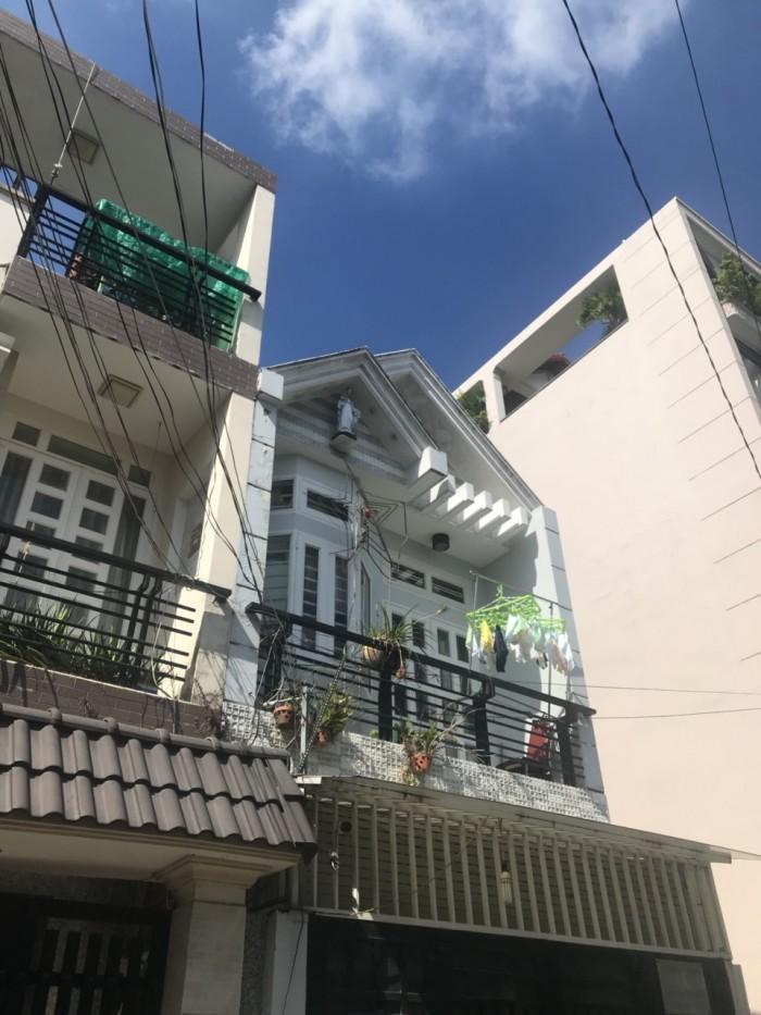 Bán nhà hẻm đường Dương Văn Dương , P Tân Quý Q Tân Phú