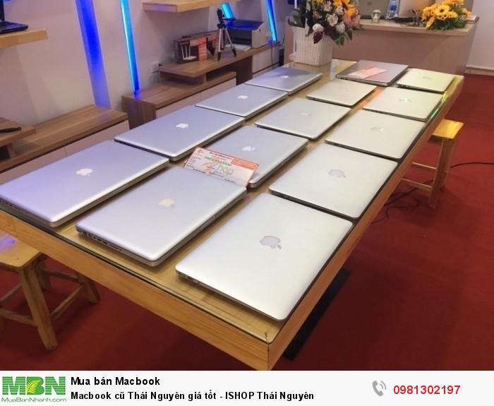 Macbook cũ Thái Nguyên giá tốt - ISHOP Thái Nguyên2