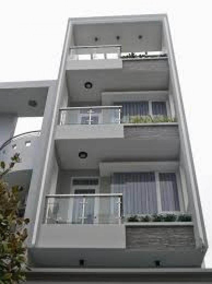 Bán nhà 3 tầng hẻm Nguyễn Bỉnh Khiêm Quận 1, DT 54m2