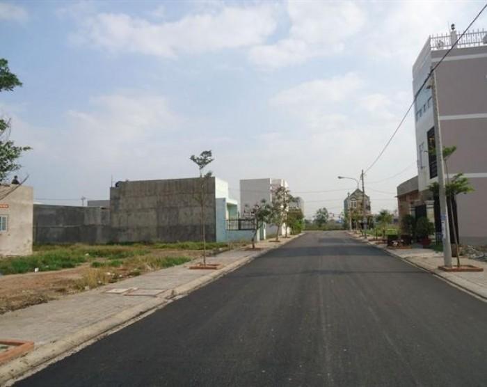 Cần bán lô đất Bình Chánh, TP. Hồ Chí Minh gần trường mầm non, 80m2, sổ hồng riêng