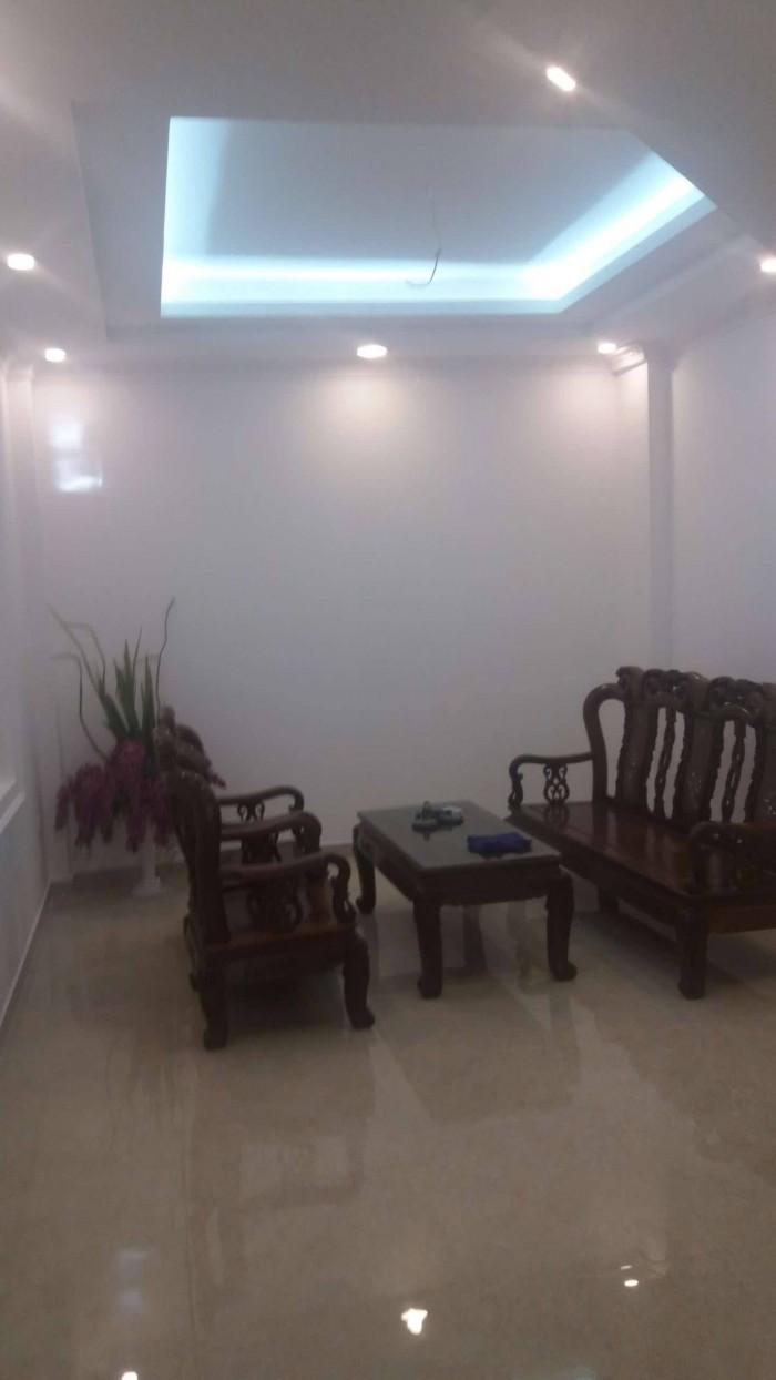 Bán nhà xây mới 5 tầng ngõ 29 Láng Hạ, ô tô vào nhà