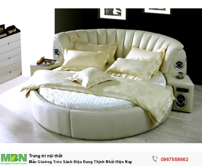 kích thước giường tròn1