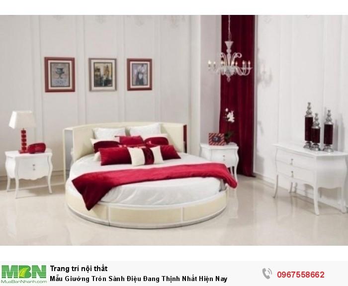 giường tròn giá bao nhiêu3