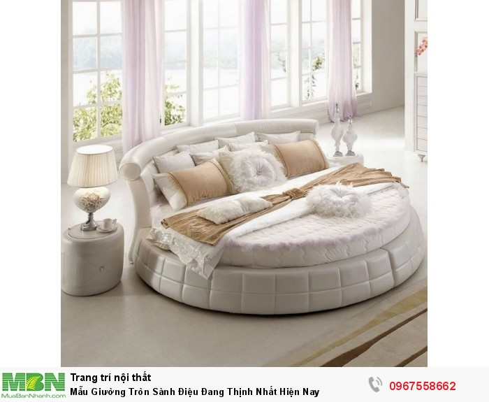 giường tròn giá rẻ q1 q2 q7 q95
