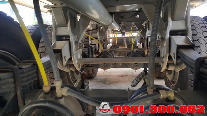 Xitec bồn chở xăng dầu 44 khối hợp kim nhôm - xitec chở mỡ cá 44 m3 2