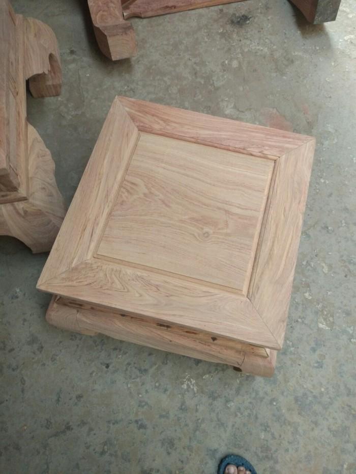 Bộ bàn ghế tần thủy hoàng gỗ hương đá16