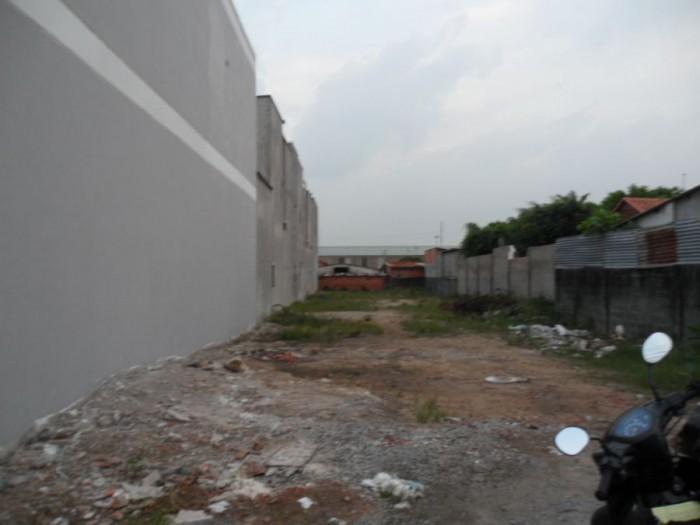 Cần bán gấp 247m2  mặt tiền đường Lê Đình Dương, phường An Lạc, Bình Tân