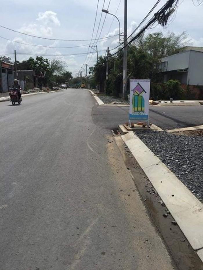 Đất Củ Chi SHR gần bệnh viện Xuyên Á, QL22,DT:5X16m