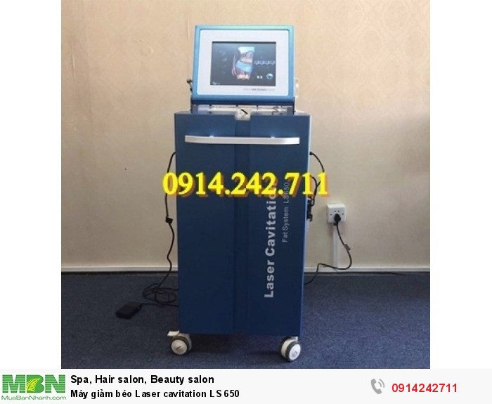 Máy giảm béo Laser cavitation LS 650
