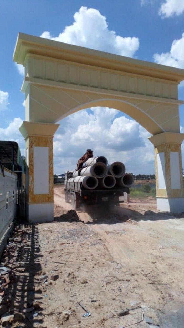 Bán đất dành cho anh chị em công nhân xây nhà ở có hổ trợ xây dựng