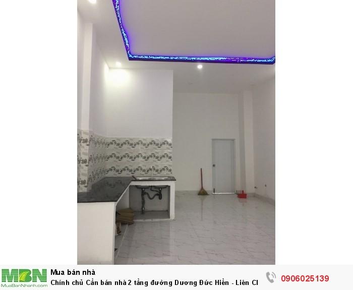Chính chủ Cần bán nhà 2 tầng đường Dương Đức Hiền - Liên Chiểu - Đà Nẵng