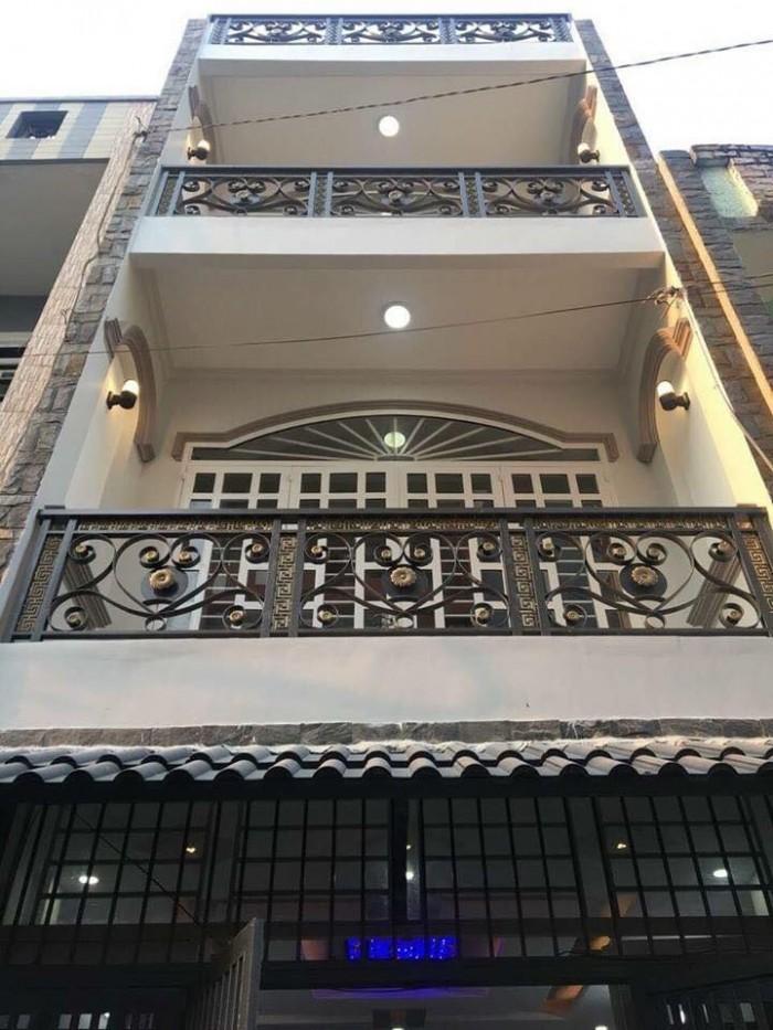 GẤP! Trả nợ nên tôi cần bán gấp nhà Trần Quang Khải, Q.1, 80 m2