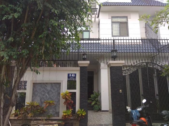 Cần bán Biệt Thự đường số 09 Phú Hữu DT sàn 285 m2=7,9 tỷ ,2 lầu 1 trệt,