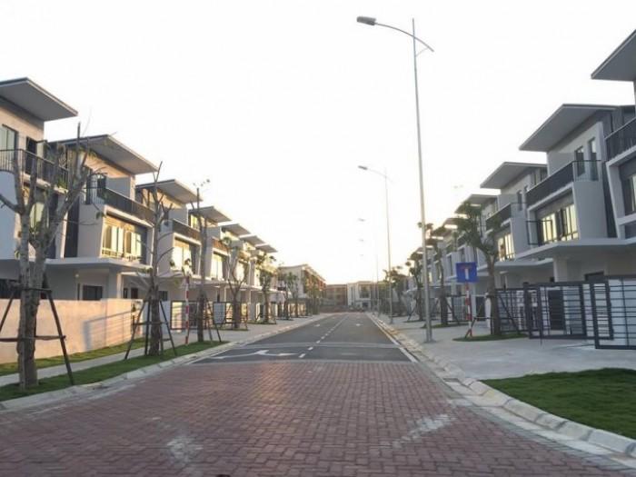 Liền kề góc ST3 khu đô thị Gamuda Gardens 157.5m2 hướng chính Nam.