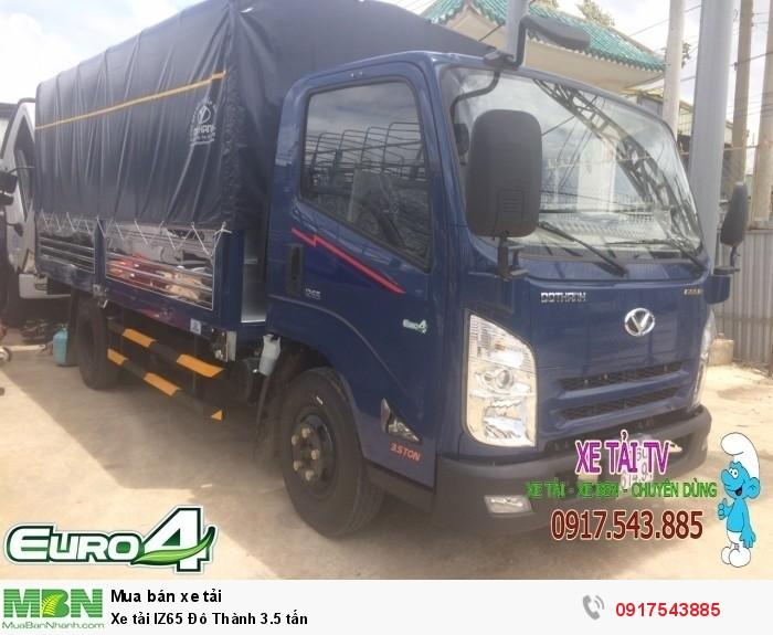 Xe tải IZ65 Đô Thành 3.5 tấn 0