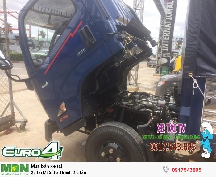 Xe tải IZ65 Đô Thành 3.5 tấn 1