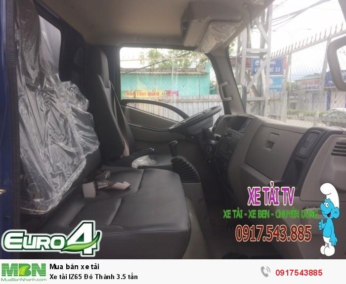 Xe tải IZ65 Đô Thành 3.5 tấn 3
