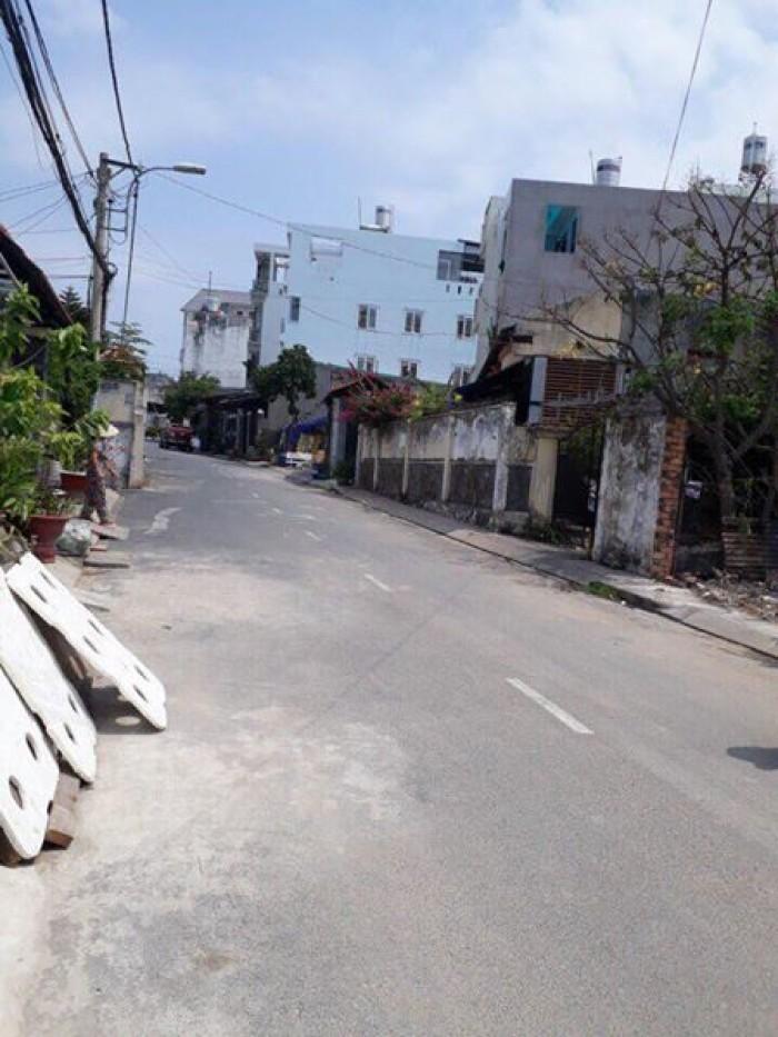 Bán đất SHR 210M2, đường Nguyễn Thị Sóc, Hóc Môn