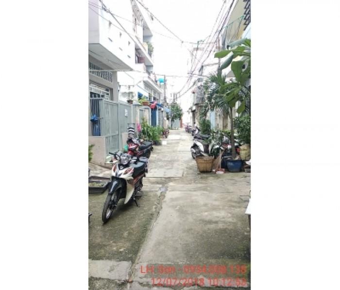 Bán nhà Tân Kỳ Tân Quý, 2.4x9, Gác lửng, h6m, Tân Phú