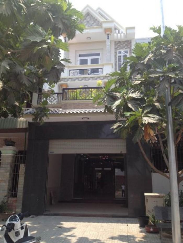Nhà đẹp Hú Hồn! Nhà 1 trệt 2 lầu, Tân Phú Trung, Củ Chi.