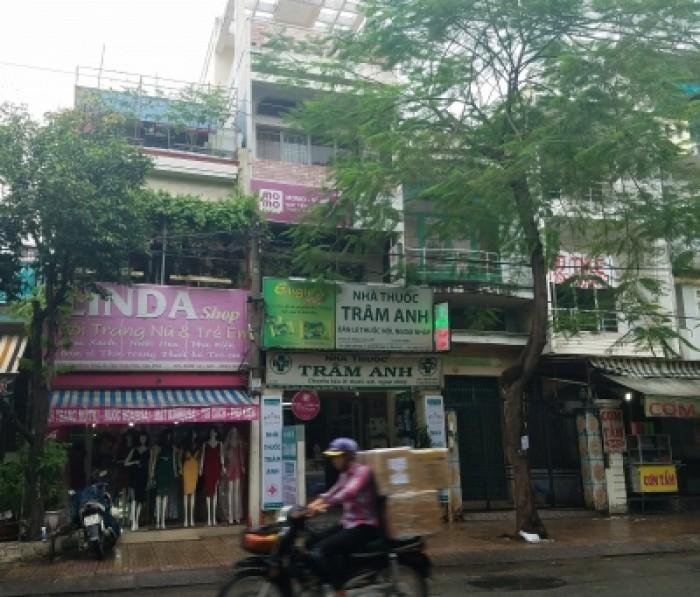 Bán MTKD Tân Sơn Nhì, 4m x 18m, 3 lầu, P Tân Sơn Nhì, Q Tân Phú