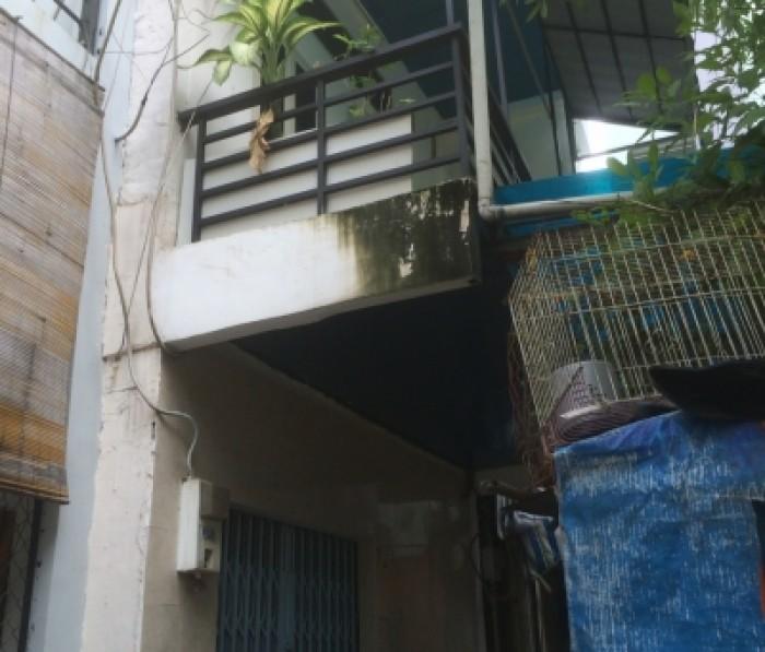 Bán nhà hẻm 3m Nguyễn Sơn 4.2x4.65 1 lầu nhà đẹp