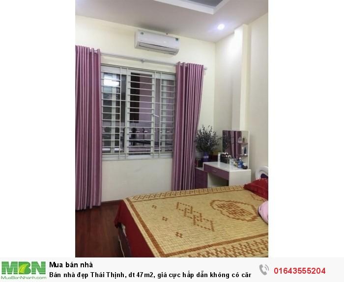 Bán nhà đẹp Thái Thịnh, dt 47m2, giá cực hấp dẫn không có căn thứ 2