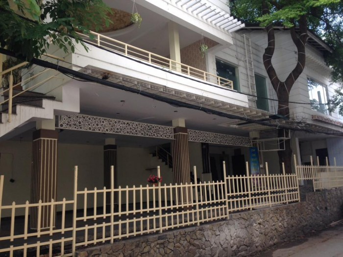 Bán Nhà  Hàng 2 Mặt Tiền Đường Gò Dầu, diện tích:244,4