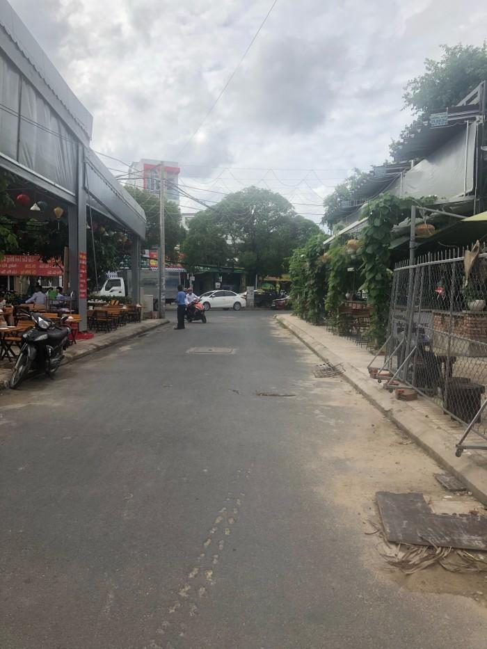 Bán Đất đường trước nhà 8m Vườn Lài 4x13.5