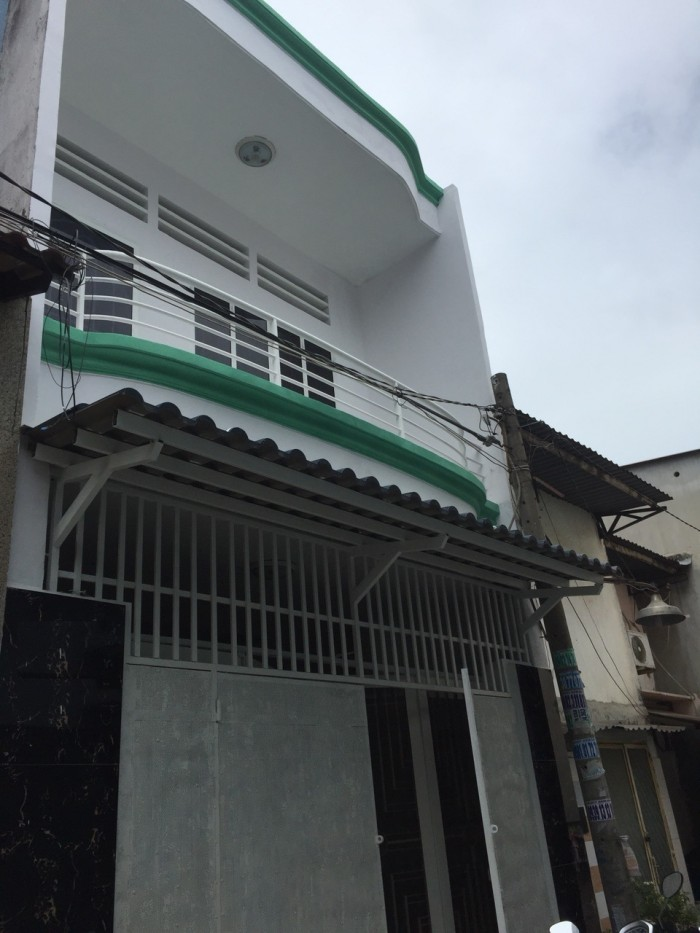 Bán Gấp Nhà Hẻm 1 Sẹc Đường 5F ( 4x8m ) Q . Bình Tân