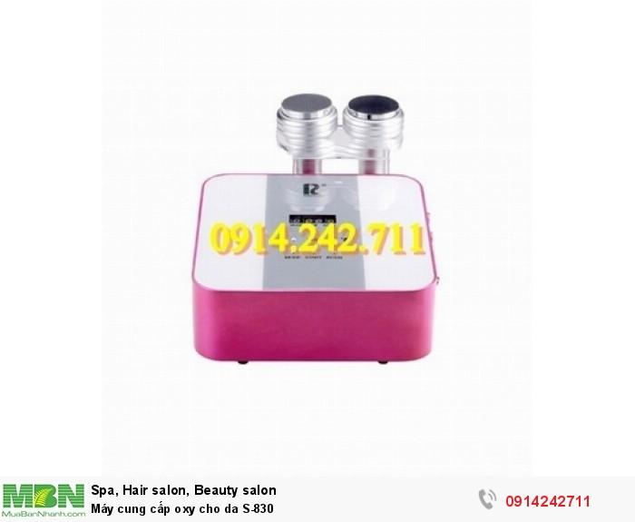 Máy cung cấp oxy cho da S-8300