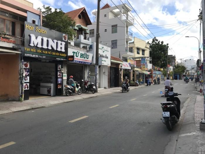 MT Nguyễn Văn Đậu ngay ngã 4 Lê Quang Định. 3.8x30. 2L.