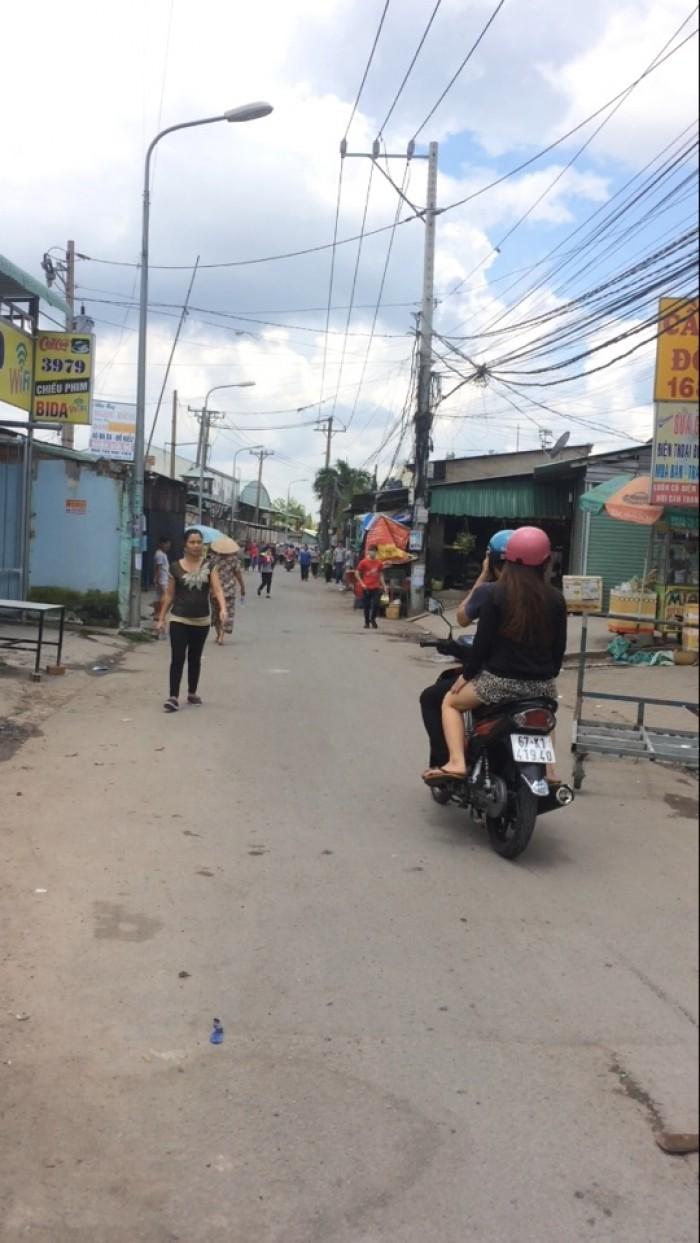 Bán Nhà 2 MT Đường Lê Văn Việt Quận 9