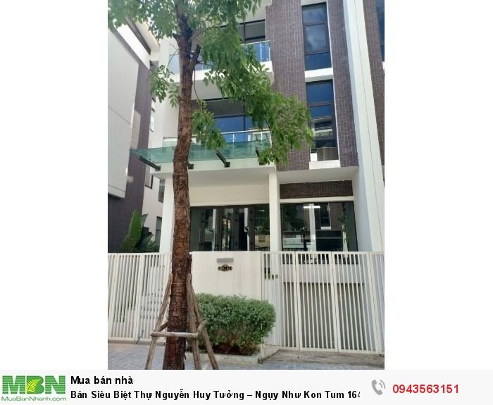 Bán Siêu Biệt Thự Nguyễn Huy Tưởng – Ngụy Như Kon Tum 164m2, 5T, Hướng