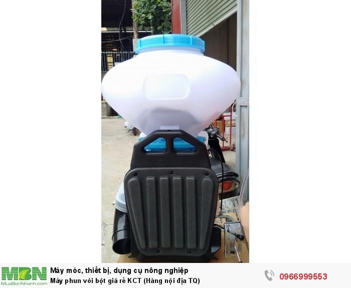 Máy phun vôi bột giá rẻ KCT (Hàng nội địa TQ)2