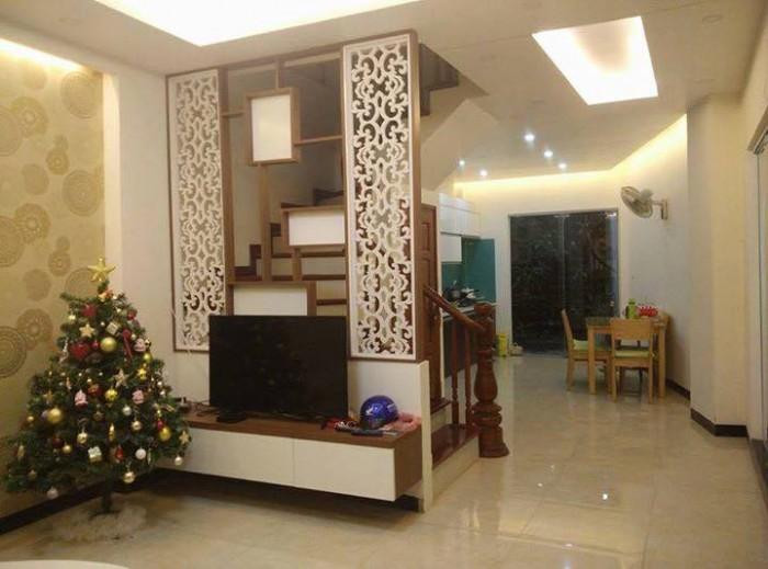 Bán nhà riêng tại Hào Nam DT 35 m2,4 tầng
