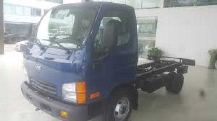 Hyundai New Mighty n250 vua đường phố 0