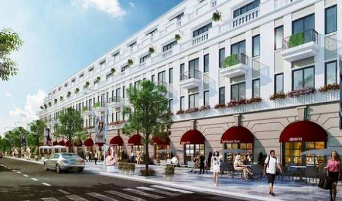 Có ngay căn Shophouse kinh doanh cực tốt tại Long Biên