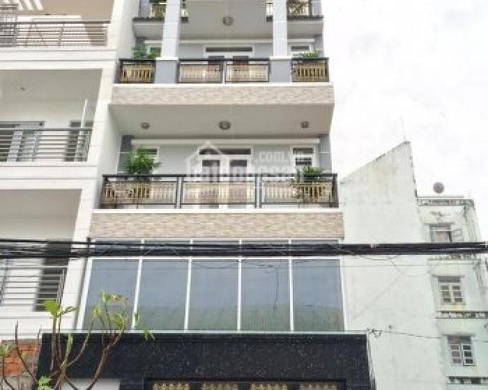 Bán nhà 4 lầu HXH đường Bàu Bàng, Q. Tân Bình, 4.5 x 15