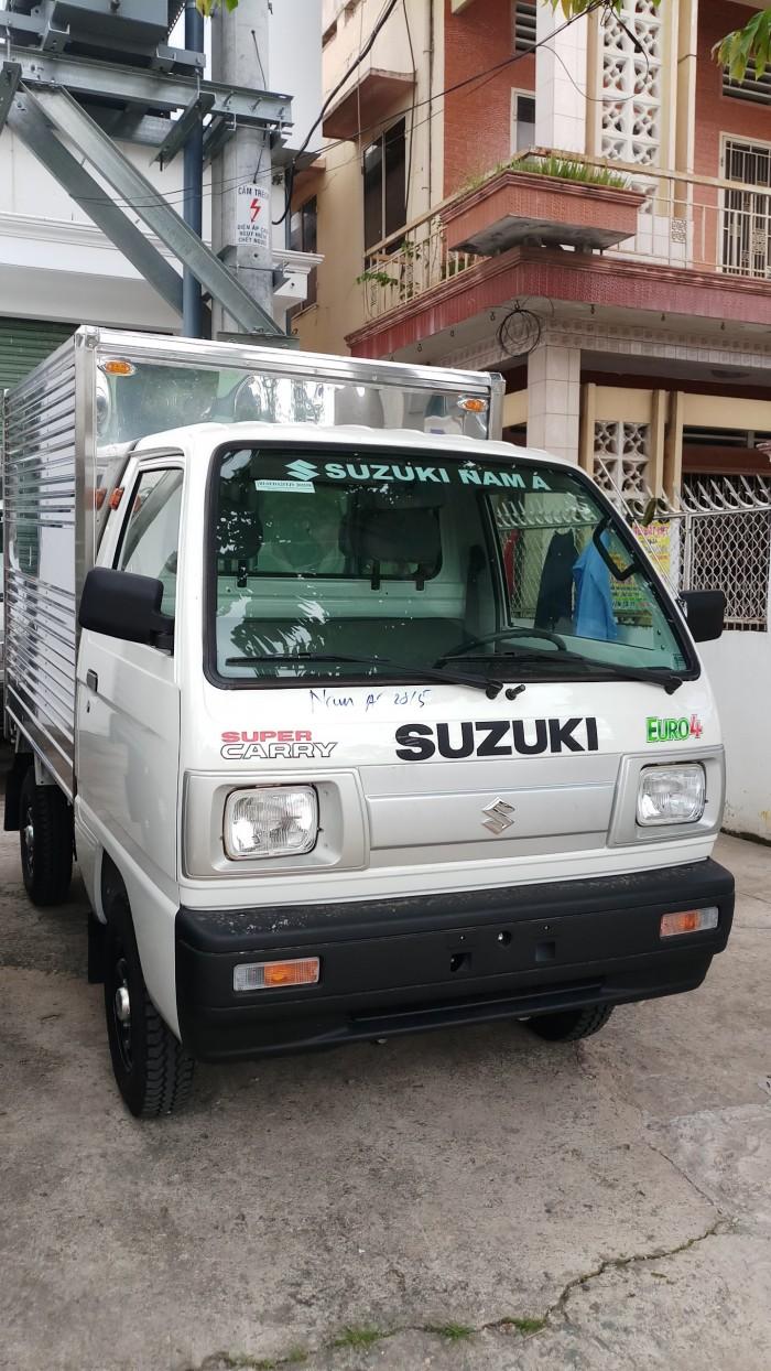 Suzuki Truck thùng kín, giá tốt