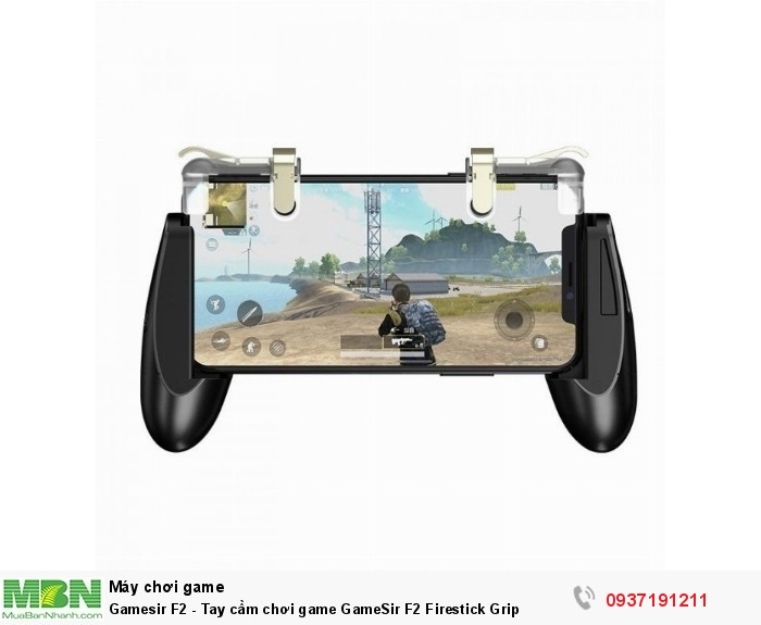 Gamesir F2 - Tay cầm chơi game GameSir F2 Firestick Grip2