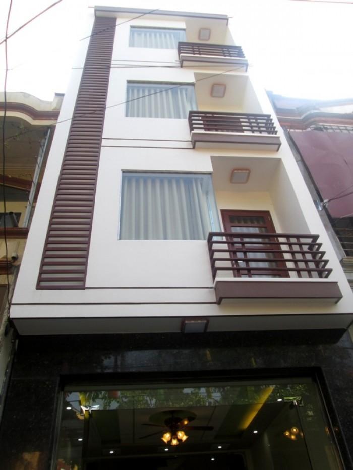 GẤP! Bán nhà mặt tiền đường Trần Hưng Đạo, Q.5, 97 m2, SHR