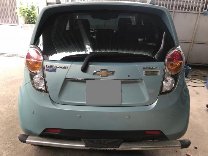 Bán gấp Chevrolet Spark LT 2013 xanh ngọc xe đi giữ rất kỹ 3