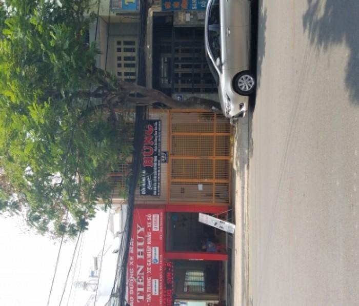 Bán MTKD Vườn Lài, 4m x 18m, P Phú Thọ Hòa, Q Tân Phú.
