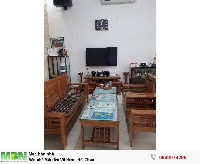 Bán nhà Mặt tiền Vũ Hữu _Hải Châu