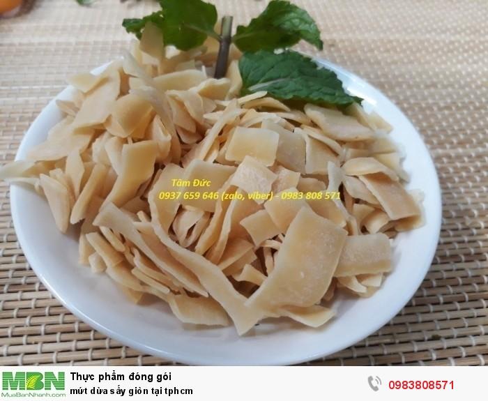 500gr Mứt dừa sấy giòn tại tphcm1