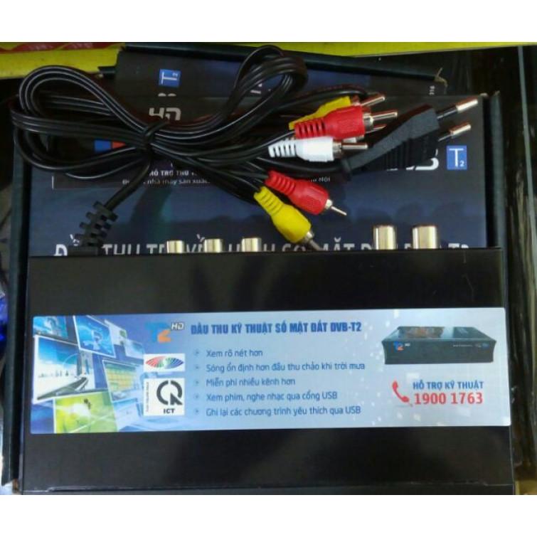 Đầu thu KTS mặt đất DVB T20